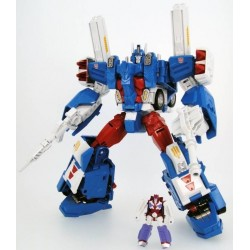 Transformers Legends LG-14 Ultra Magnus w/ Alpha Trion