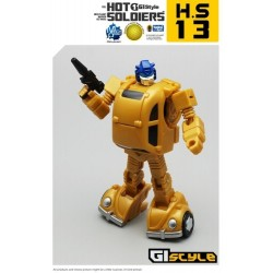 Mech Planet HS-13 Goldbug