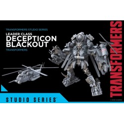 Transformers Studio Series Leader Blackout