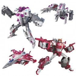 Transformers Power of the Primes Voyager Set of 2 Wave 2