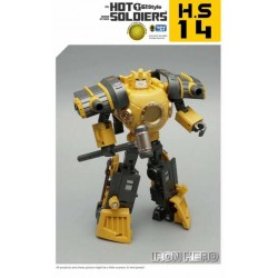 Mech Planet HS-14 Iron Hero