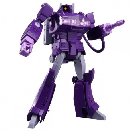 Transformers Masterpiece MP-29+ Destron Laserwave / Shockwave