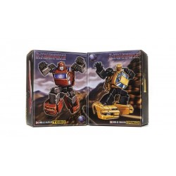 X-Transbots MM-X Toro & MM-XI Coprimozzo