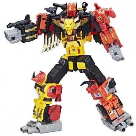 Transformers Power of the Primes Predaking -  Set of 5