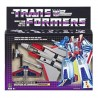 Transformers Generation 1 Decepticon Commander Starscream - Reissue
