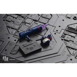MoDel Model-002 Takara/Hasbro Masterpiece Soundwave Upgrade Kits