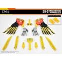 DNA Design DK-07 Power Of The Prime Predaking Upgrade Kit