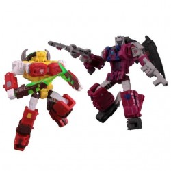Transformers Takara Tomy Mall Exclusives LG-EX Grotusque & Repugnus Set of 2