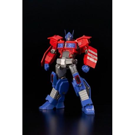 Flame Toys Furai Model IDW Optimus Prime Model Kit