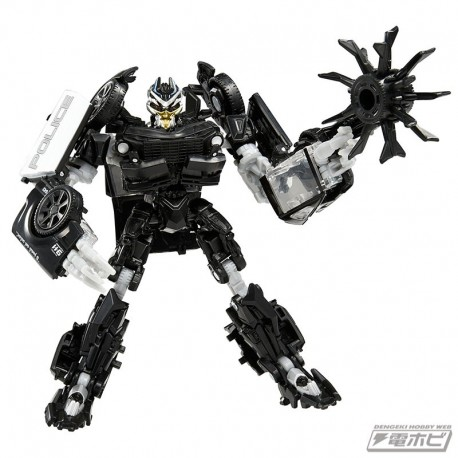 Transformers Studio Series SS-21 Decepticon Barricade
