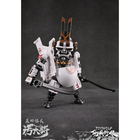 Toy Wolf W-01 Dirty Man