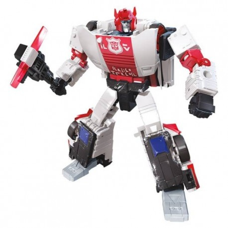 Transformers War for Cybertron Siege Deluxe Red Alert