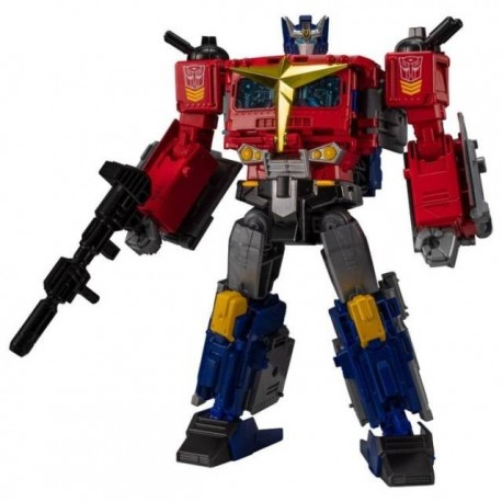 Transformers Takara Tomy Mall Exlusives Generations Select Star Convoy
