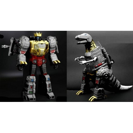GigaPower Gigasaurs HQ-01 Superator - Metallic Version