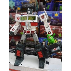 Transformers Ghostbusters MP-10 Convoy w/ Trailer