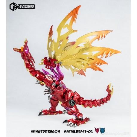 Jiang Xing MB-01 Winged Dragon