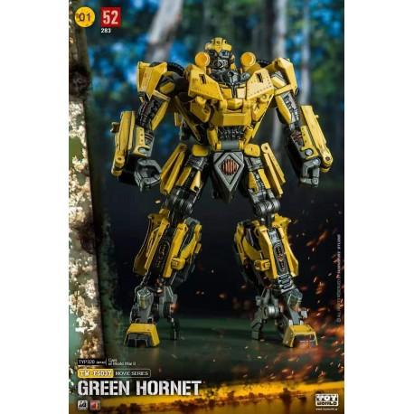 ToyWorld TW-FS03Y Green Hornet - Yellow Version