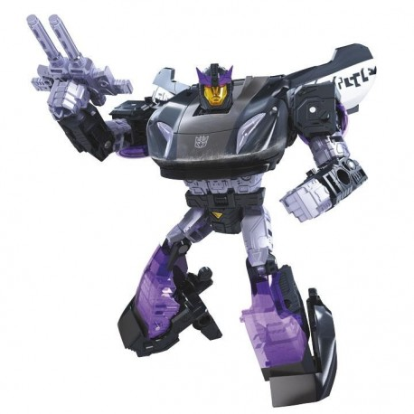 Transformers War for Cybertron Siege Deluxe Barricade