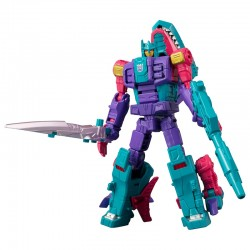 Transformers Takara Tomy Mall Exclusive Generations Selects Seacons Overbite