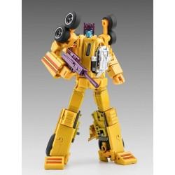 X-Transbots MX-XVIT Overheat Toy Version