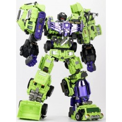 Generation Toy GT-99 Gravity Builder Set of 6 - Metallic Limited Edition