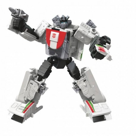 Transformers War for Cybertron Earthrise Deluxe Wheeljack