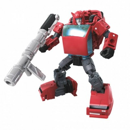 Transformers War for Cybertron Earthrise Deluxe Cliffjumper