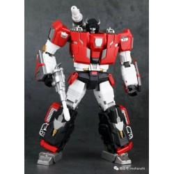 Generation Toy GT-11 BW Redbull