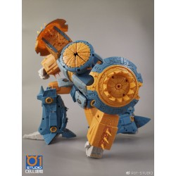 01-Studio S-01 Cell Unicron ZV-02 Core Star Lord of Chaos