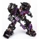 Generation Toy GT-88 Gravity Builder Black Judge Set of 6