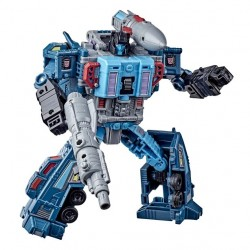 Transformers War for Cybertron Earthrise Leader Double Dealer