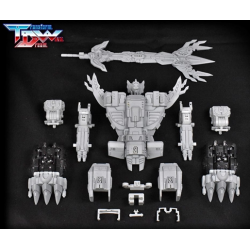 Transform Dream Wave TCW-10 Upgrade Kit For Selects King Poseidon