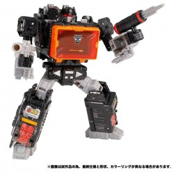 Transformers TakaraTomy Mall Exclusive Siege SG-EX Soundblaster