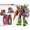DNA Design DK-19 & DK-21 Upgrade Kit for Earthrise Scorponok w/ First Production Bonus