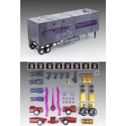 X-Transbots MX-12B Gravestone Trailer & MX-12C Accessory Pack