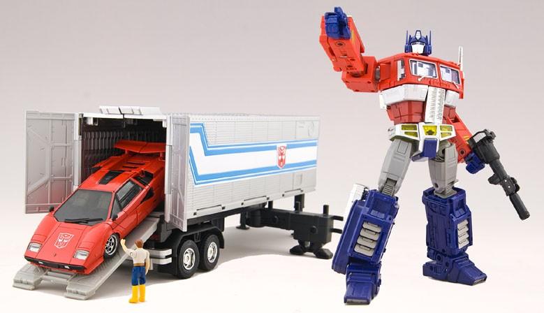 Transformers Masterpiece
