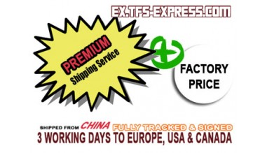 TFs Express EX - factory price plus premium 3 working days shipping service
